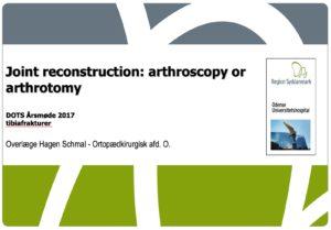 Atrhotomy HS